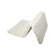Kikka Boo Dušek za Prenosivi Krevetac od Bambusa Stars (60/120/5 cm)