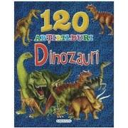 120 Abtibilduri - Dinozauri