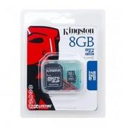 Cartão MicroSDHC Kingston TransFlash SDC4/8GB Classe 4 de 8GB