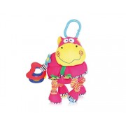 Lorelli Toys Coloria vibráló nevető játék - Víziló - Happy Hippo 3905-H