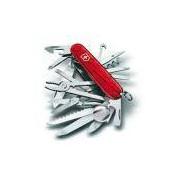 Canivete Victorinox Swisschamp Vermelho Translúcido 1.6795.t