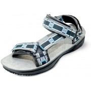 Triop Terra - sandály Barva: šedá/bílá/modrá, Velikost: 37.5 EU