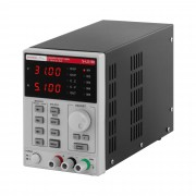 Bench power supply - 0-30 V, 0-5 A DC, 250 W - 4 memory spaces