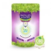 BioActif Pastilles de CBD à la Verveine (100 x 1 mg) (Bioactif)