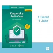 Kaspersky Lab Kaspersky Anti-Virus 2020 Upgrade, 1 PC - 1 Jahr, Download