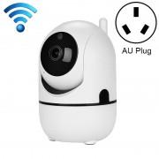 HD Cloud draadloze IP-camera intelligent auto tracking Human Home Security Surveillance netwerk WiFi camera plug type: AU plug (1080P wit)