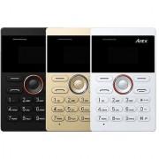 AIEK E1 1 Inch Ultra-thin Micro SIM Card Bluetooth GSM Mini Card Mobile Phone