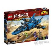 LEGO Ninjago - Avionul de luptă al lui Jay -70668