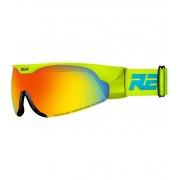 RELAX CROSS Brýle na běžky HTG34O žluto modrá -