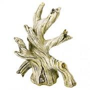 Petland 030157018399 Decoración para Acuario, Diseño Driftwood Tree
