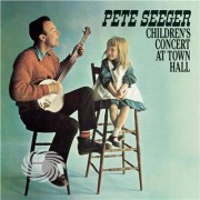 Video Delta Seeger,Pete - Children's Concert At Town Hal - CD