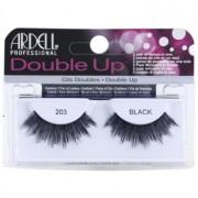 Ardell Double Up pestañas postizas 203 Black
