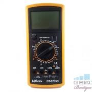 Aparat De Masura Multimetru Digital DT9205D