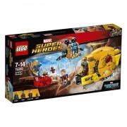 LEGO Marvel Super Heroes - Guardians of the Galaxy - Ayesha's wraak 76080