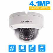 Original Hik DS-2CD2142FWD-I poe IP Camera Onvif Dome cctv Cam cam module Indoor/Outdoor Security Camera ds-2cd2142fwd-i