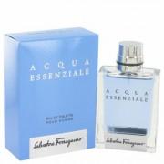 Acqua Essenziale For Men By Salvatore Ferragamo Eau De Toilette Spray 1.7 Oz