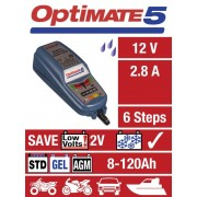 Optimate 5 12V 2.8A SAE