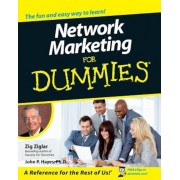 Network Marketing for Dummies., Paperback