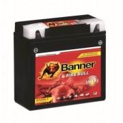 Banner GT20H-3 12V 19Ah Bike Bull GEL motorkerékpár akkumulátor (+AJÁNDÉK!)