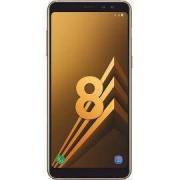 Samsung Galaxy A8 (2018) 32 GB Dual Sim Dorado (Sunrise Gold) Libre