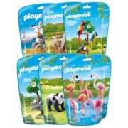 Playmobil Jouet Playmobil collection Le Zoo - Pack 6 sets d'animaux n°2