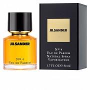 Jil Sander No 4 Eau De Perfume Spray 50ml
