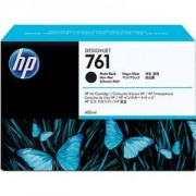 HP 761 400ml Matte Black Ink Cartridge - CM991A