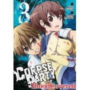 Corpse Party: Blood Covered, Volume 3, Paperback