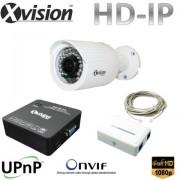 IP CCTV set 1x Full HD IP bullet kamera + NVR