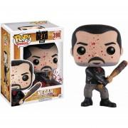 Funko Pop Bloody Negan De The Walking Dead Tv Serie