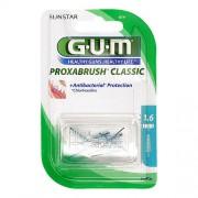 Sunstar Deutschland GmbH GUM Proxabrush Ersatzbürsten 0,7 mm Tanne 8 St
