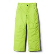 Columbia Ice Slope II Pantalón para niño, Verde Amarillento Claro, X-Large