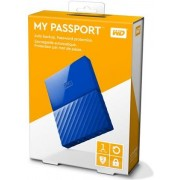 HDD eksterni Western Digital My Passport Blue 1TB, WDBYNN0010BBL