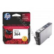 Мастило HP 364, Photo Black, p/n CB317EE - Оригинален HP консуматив - касета с мастило