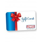Lowes $20 Bow Gift Card
