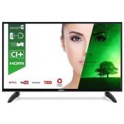 Televizor LED Horizon 55HL7310F, smart, Full HD, USB, HDMI, 55 inch/139cm, DVB-T2/C, negru