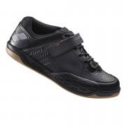 Shimano AM500 SPD Cycling Shoes - Black - EUR 45 - Black