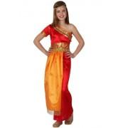 Fiesta carnavales India Bollywood kostuum voor meisjes