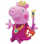 Ty Plus Peppa Pig Printesa (15 cm)