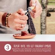 Nirdosh® Smettere di Fumare Beedies alle Erbe senza Filtro pacchetto 20 beedies
