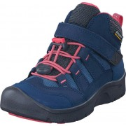 Keen Hikeport Mid Wp Children Dress Blues/Sugar Coral, Skor, Kängor & Boots, Varmfodrade kängor, Blå, Unisex, 29