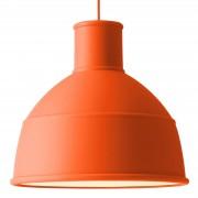 Unfold Pendelleuchte Orange Muuto