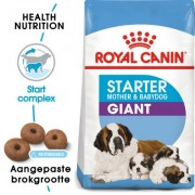 Royal Canin Giant Starter Mother & Babydog Hondenvoer - Dubbelpak 2 x 15 kg