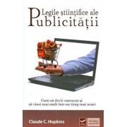 Legile stiintifice ale publicitatii/Claude C. Hopkins