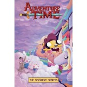 Adventure Time Original Graphic Novel Vol. 10: The Ooorient Express: The Orient Express, Paperback