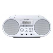 Sony »ZS-PS50« Boombox (AM-Tuner, FM-Tuner, 4 W), weiß