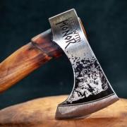 Egyedi viking balta