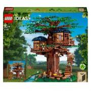 Lego Ideas (21318). Casa sull'albero