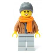 cty1085 Minifigurina LEGO City-Fata cty1085