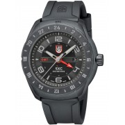 Ceas barbatesc Luminox SXC PC CARBON GMT 5020 SPACE SERIES A.5021.GN 45 mm 20 ATM